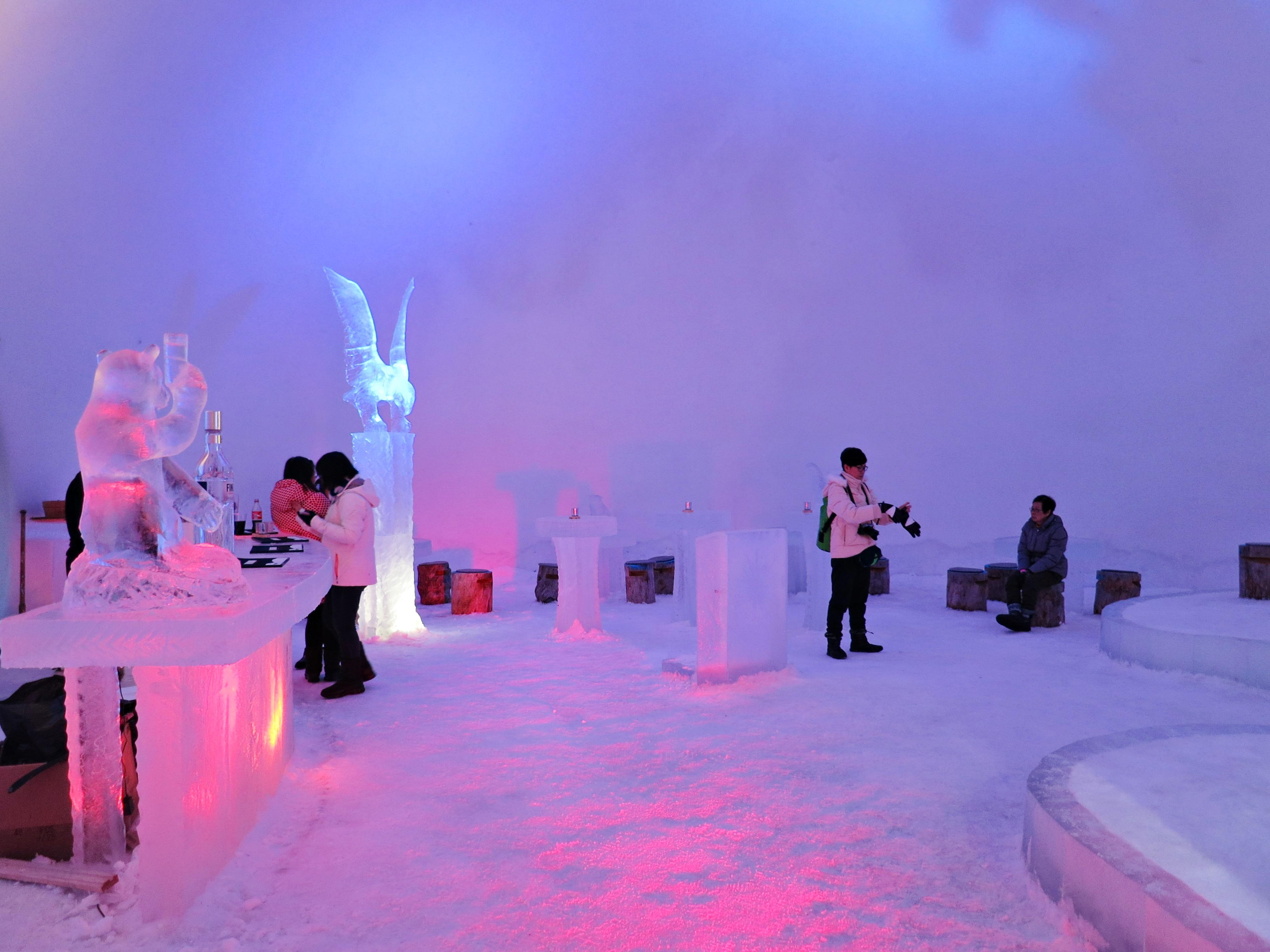 Finland Travelogue 3 Santa Claus Village Snowman World