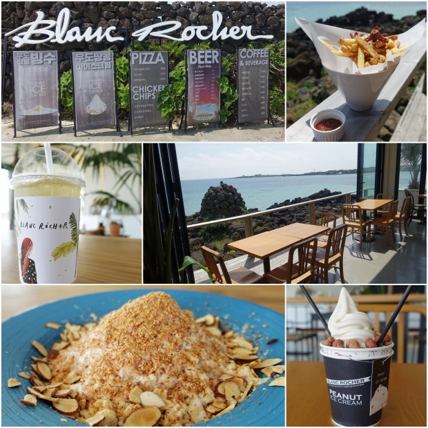 blanc rocher cafe